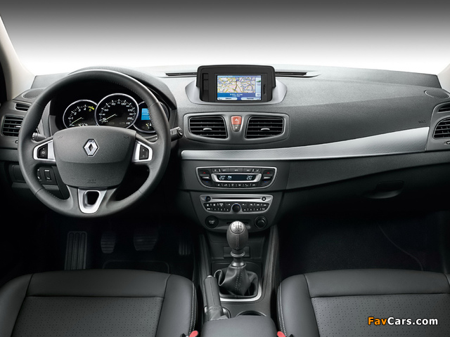 Photos of Renault Fluence 2009 (640 x 480)