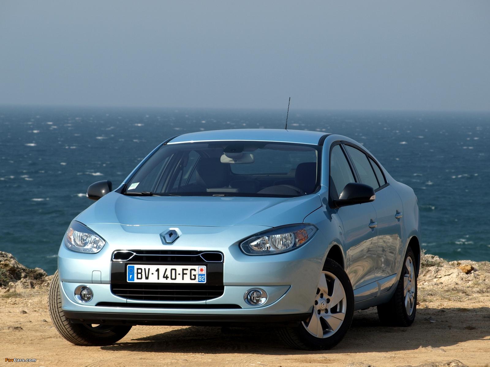 Photos of Renault Fluence Z.E. 2010 (1600 x 1200)