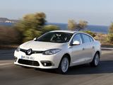 Photos of Renault Fluence 2012