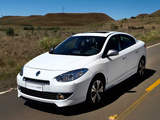Photos of Renault Fluence GT 2012