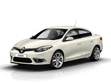 Photos of Renault Fluence 2012