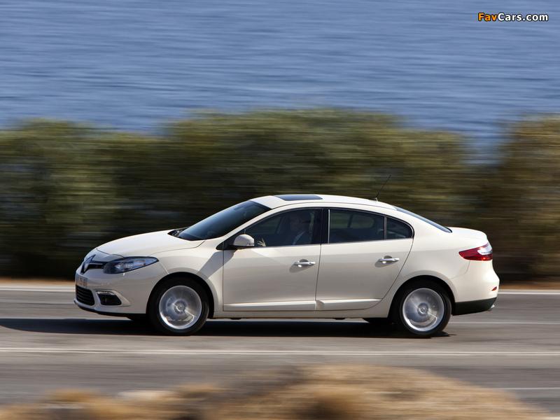 Photos of Renault Fluence 2012 (800 x 600)