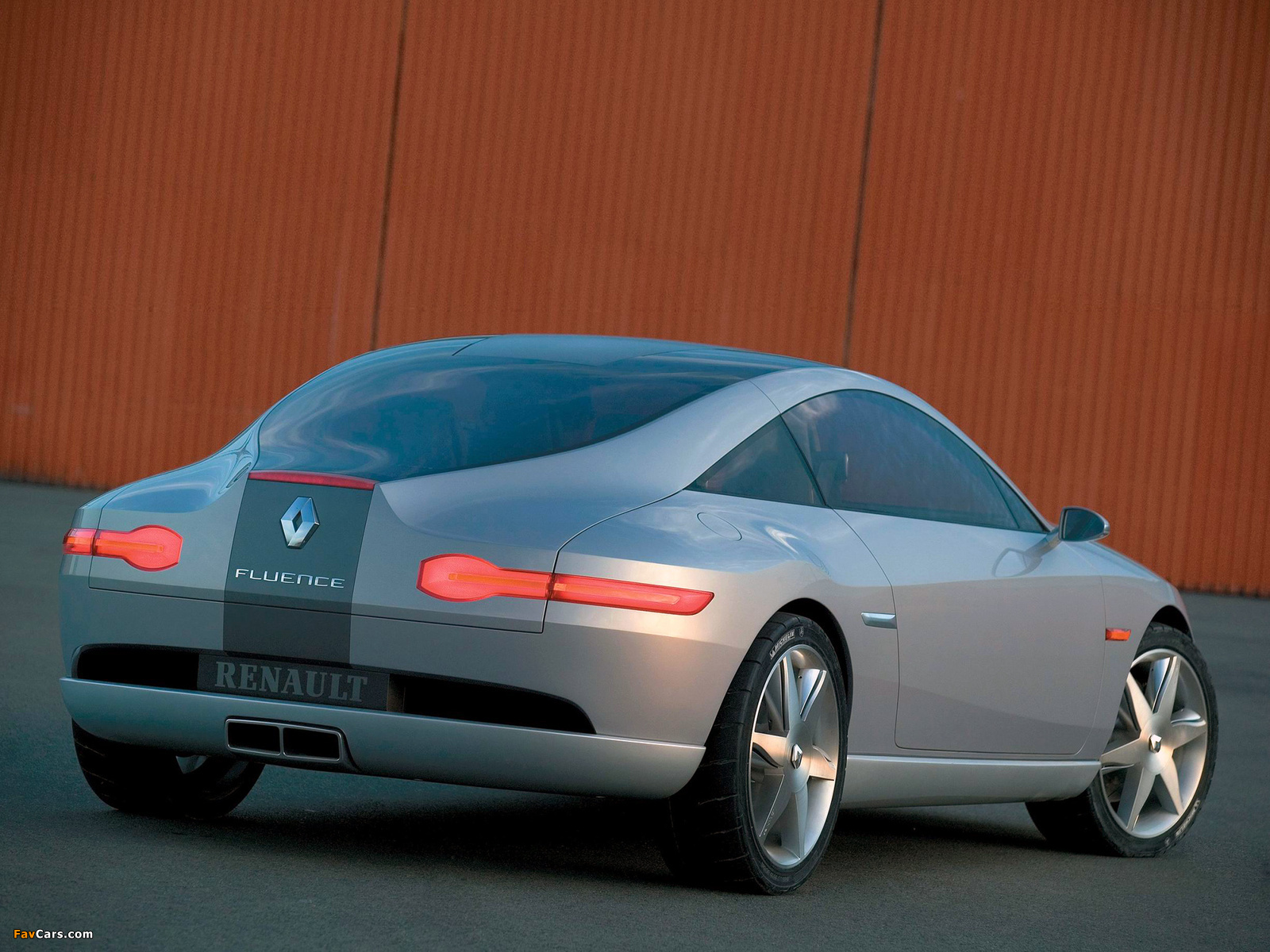 Pictures of Renault Fluence Concept 2004 (1600 x 1200)