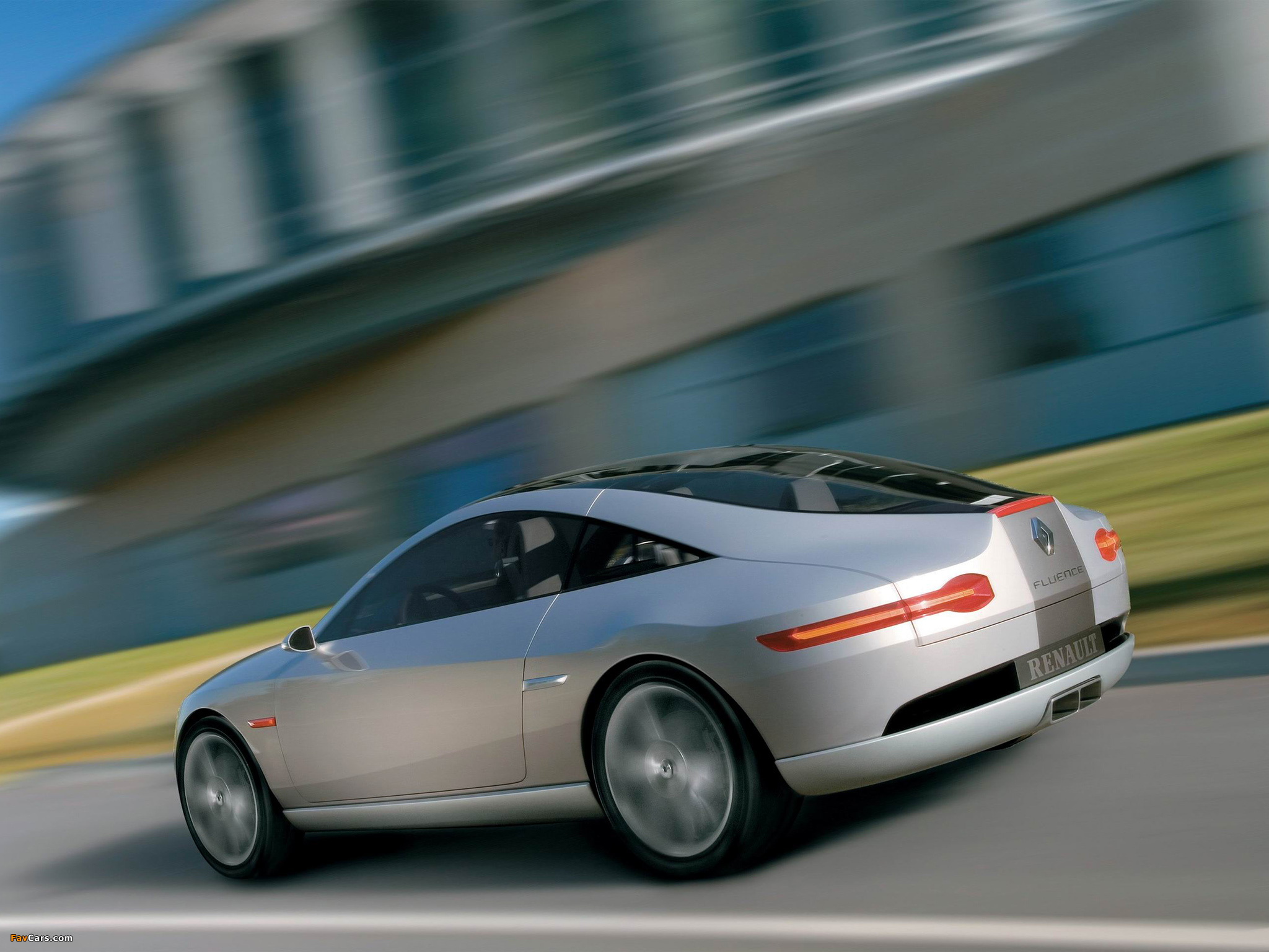 Pictures of Renault Fluence Concept 2004 (2048 x 1536)