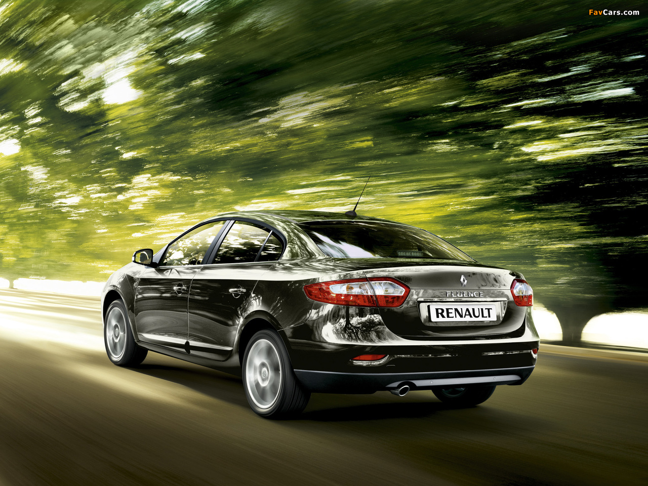 Pictures of Renault Fluence 2009 (1280 x 960)