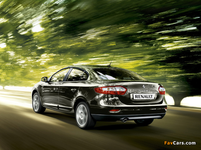 Pictures of Renault Fluence 2009 (640 x 480)