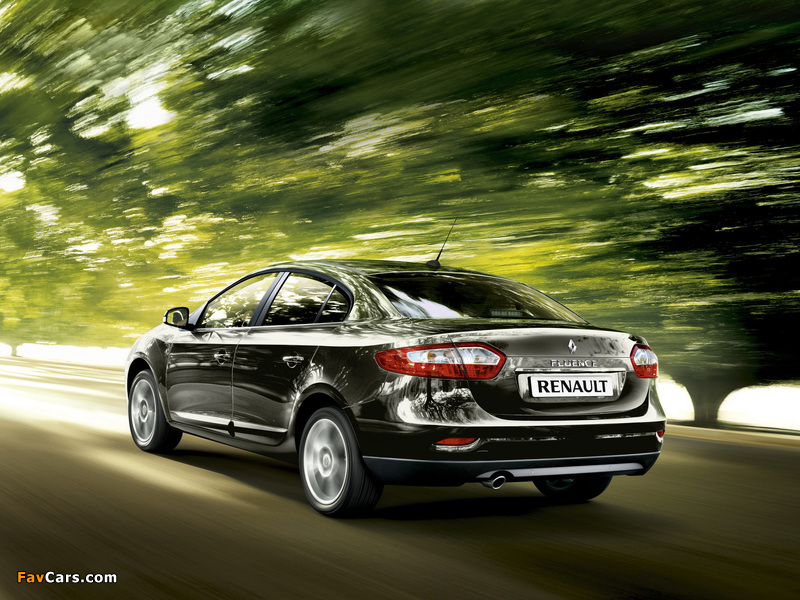 Pictures of Renault Fluence 2009 (800 x 600)