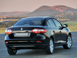 Pictures of Renault Fluence ZA-spec 2010