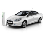 Pictures of Renault Fluence Z.E. Prototype 2010
