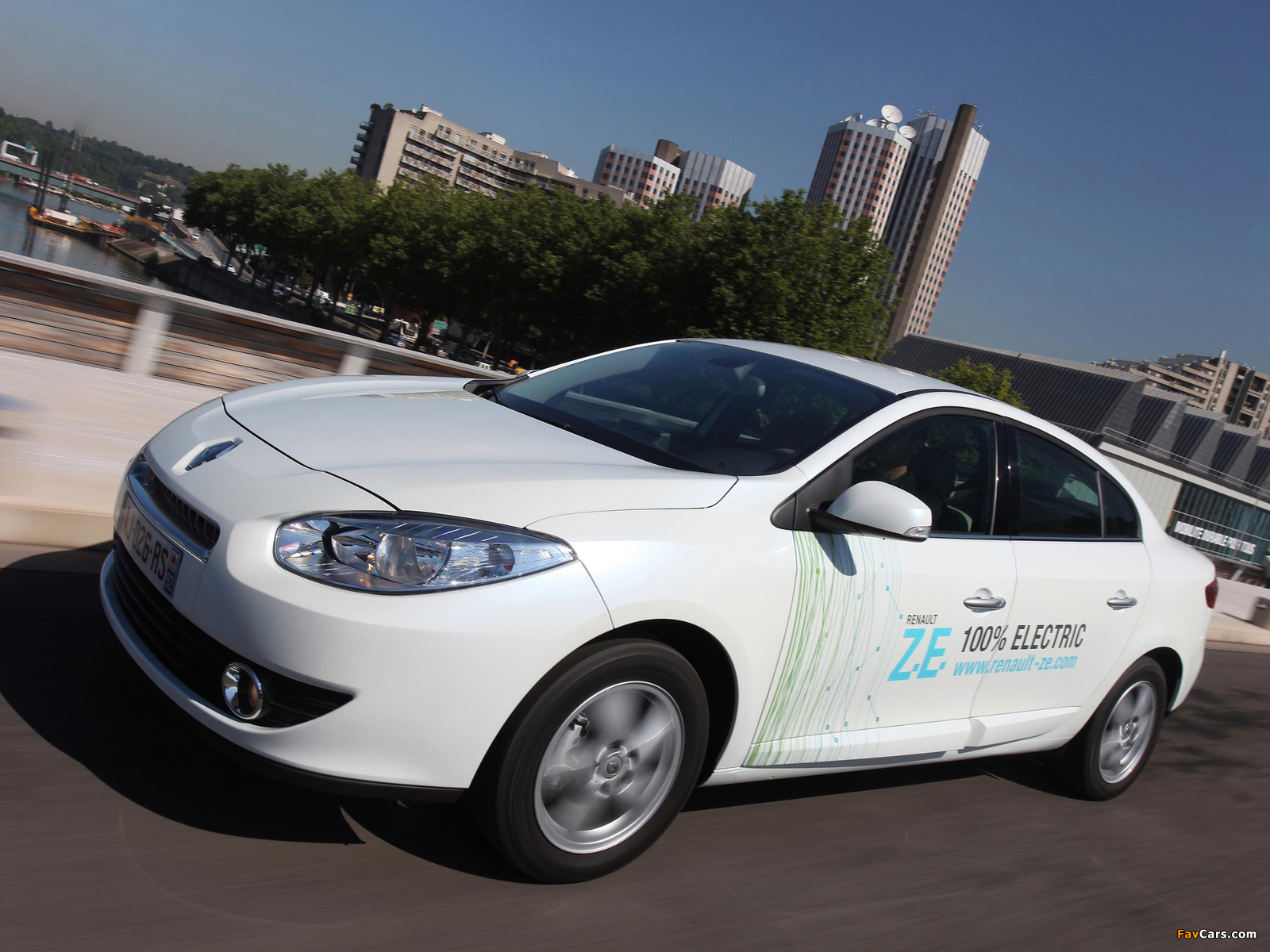 Pictures of Renault Fluence Z.E. 2010 (1600 x 1200)