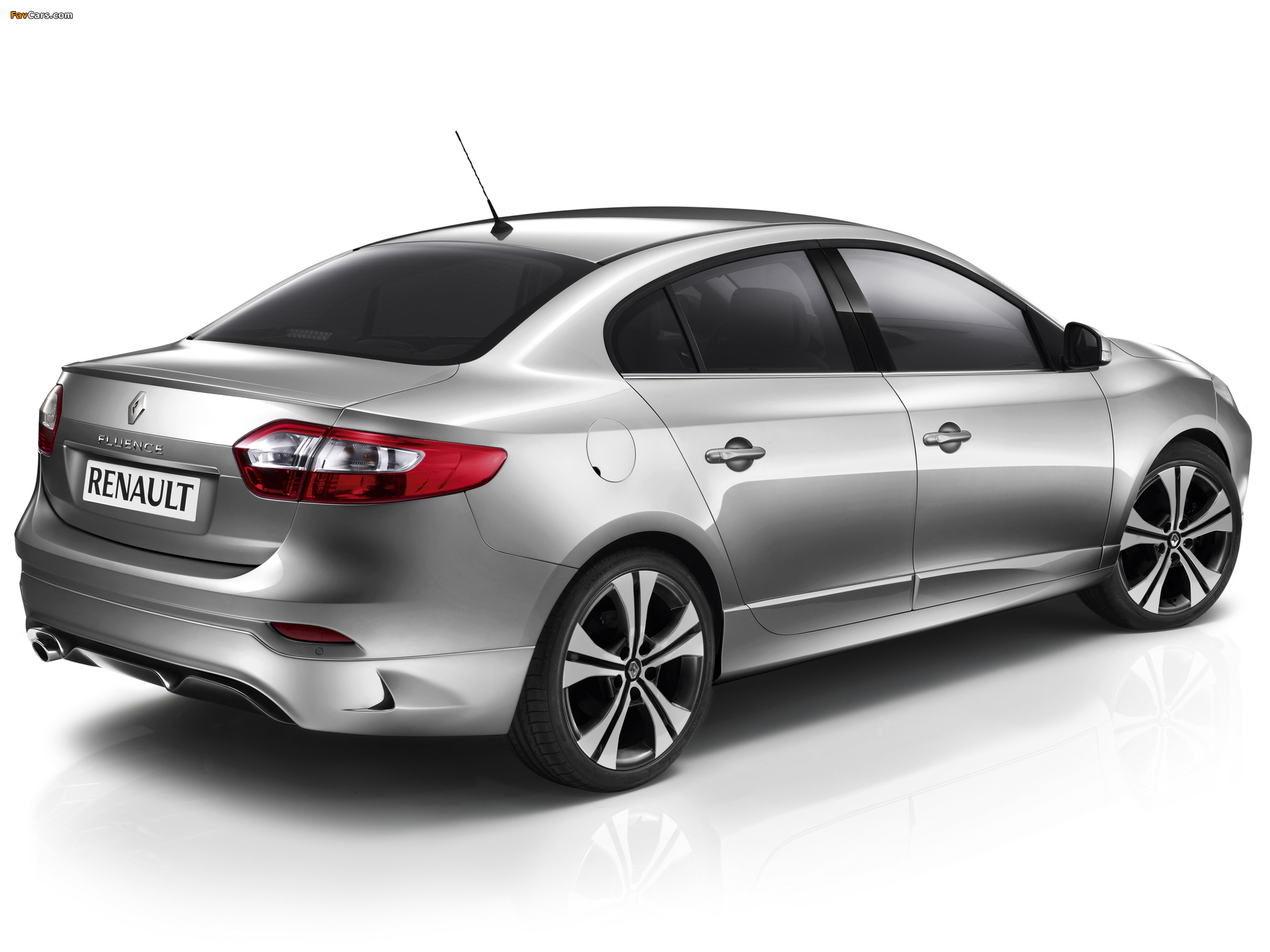 Pictures of Renault Fluence Black Edition 2012 (2048 x 1536)