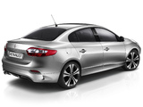 Pictures of Renault Fluence Black Edition 2012