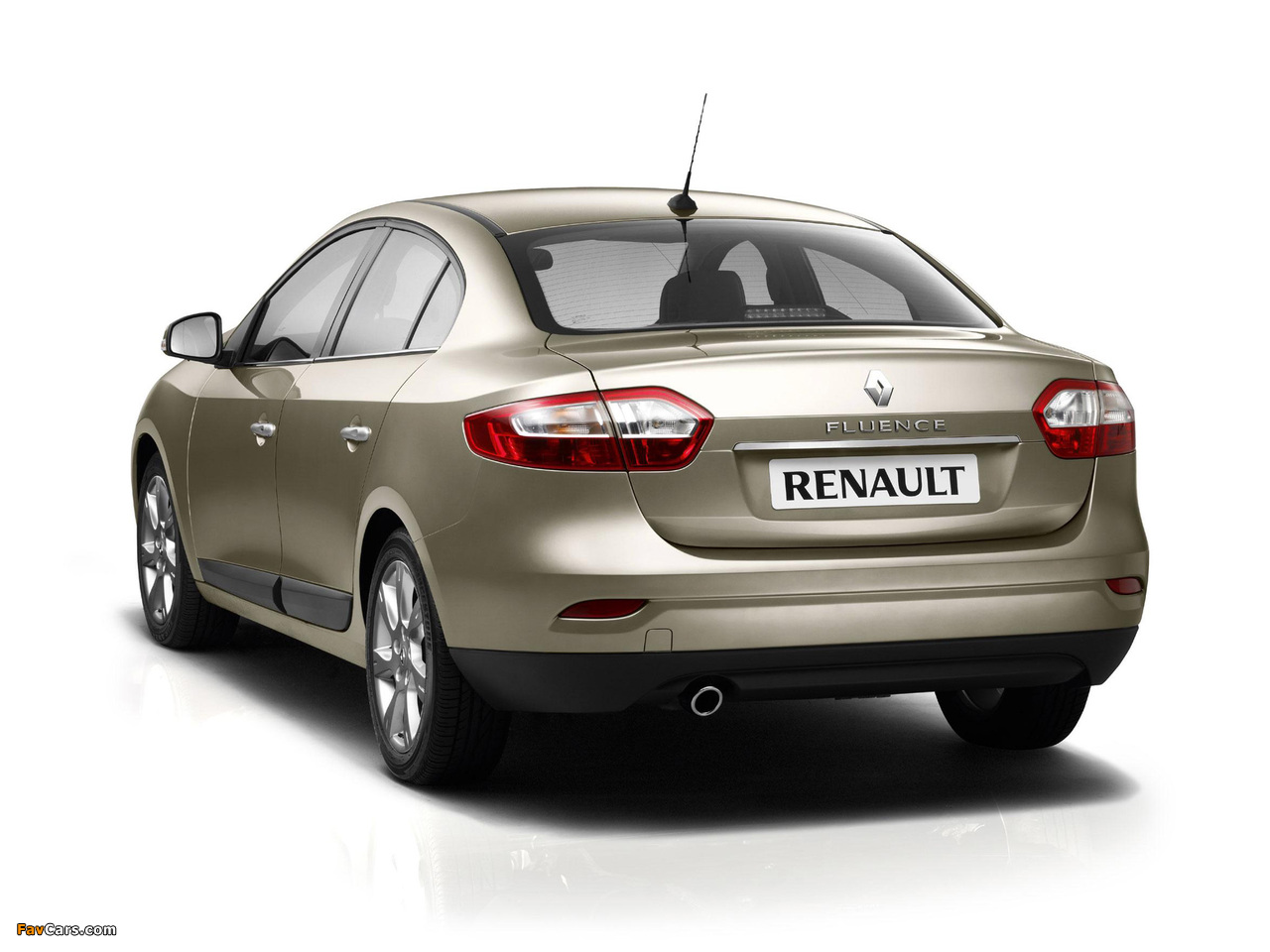 Renault Fluence 2009 photos (1280 x 960)