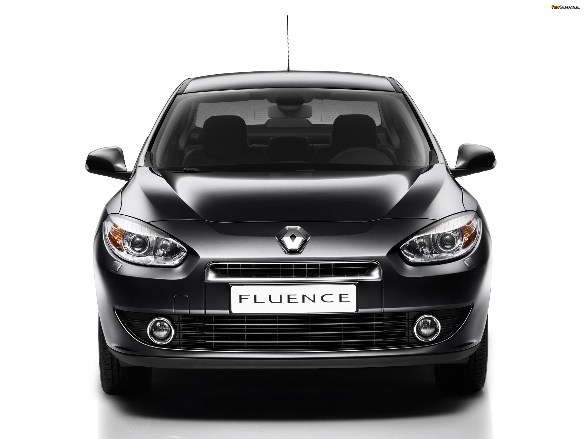 Renault Fluence 2009 pictures (2048 x 1536)