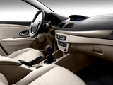 Renault Fluence 2009 wallpapers