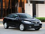 Renault Fluence ZA-spec 2010 images