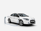 Renault Fluence Z.E. Prototype 2010 wallpapers