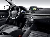 Renault Fluence 2012 images