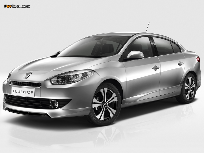 Renault Fluence Black Edition 2012 pictures (800 x 600)