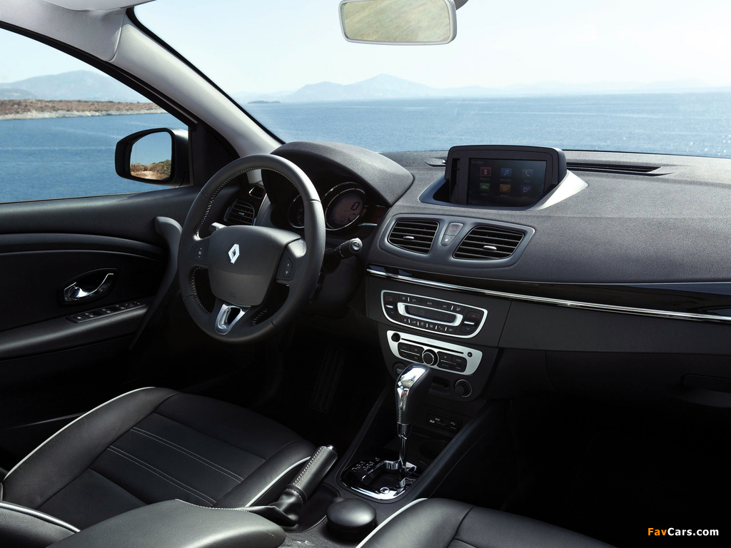 Renault Fluence 2012 pictures (1024 x 768)