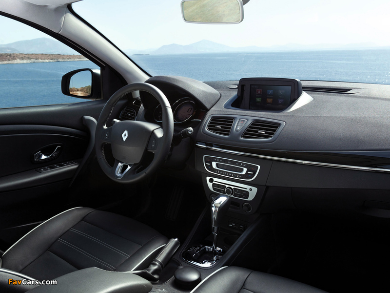 Renault Fluence 2012 pictures (800 x 600)