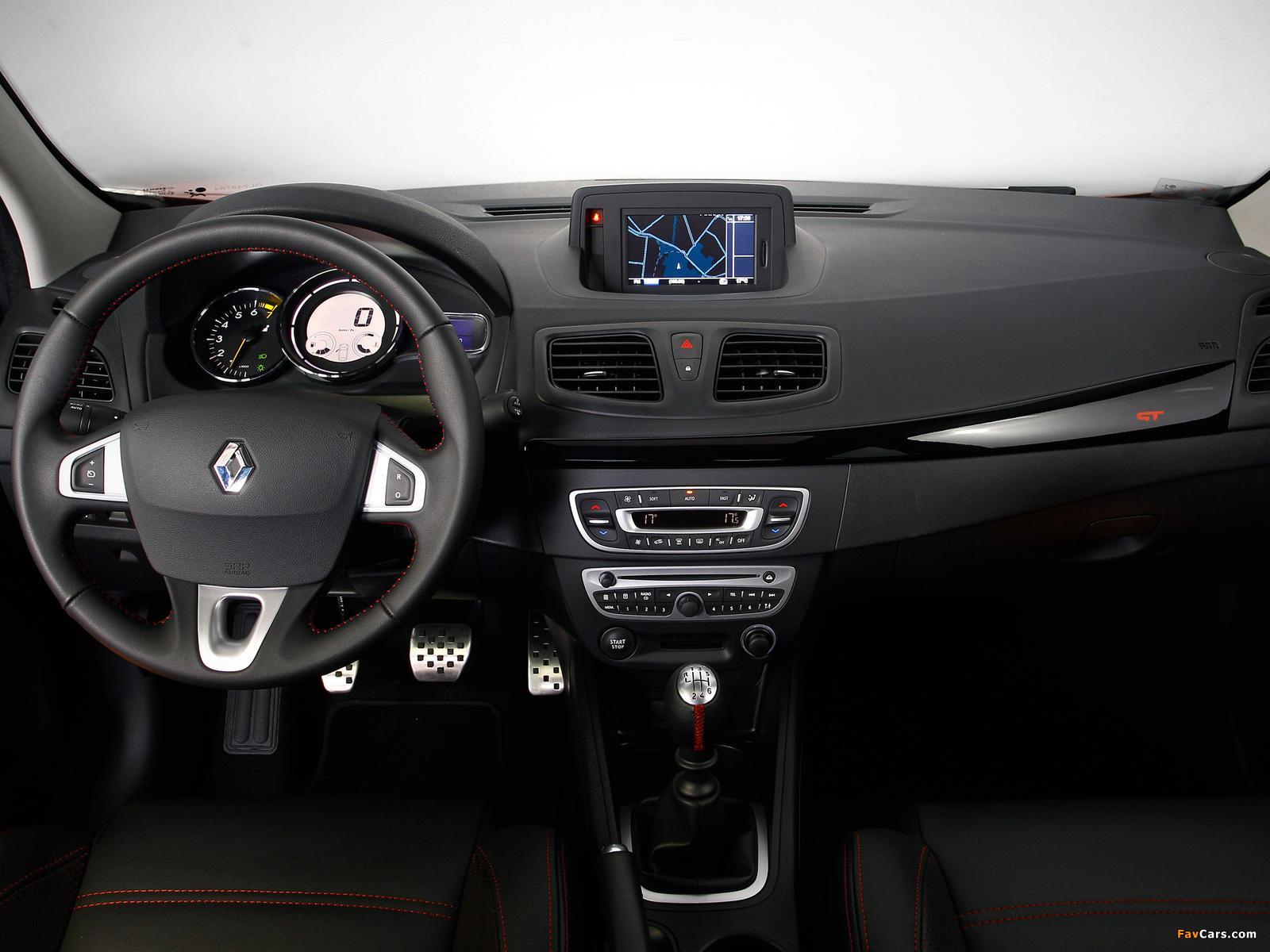 Renault Fluence GT 2012 wallpapers (1600 x 1200)