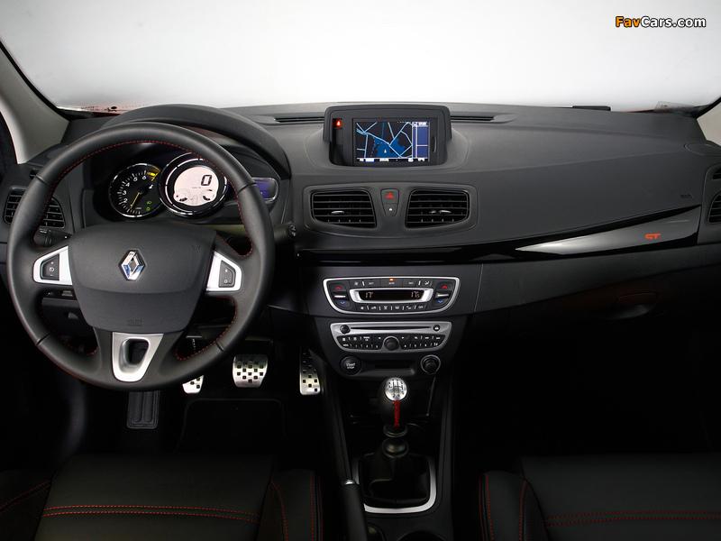 Renault Fluence GT 2012 wallpapers (800 x 600)