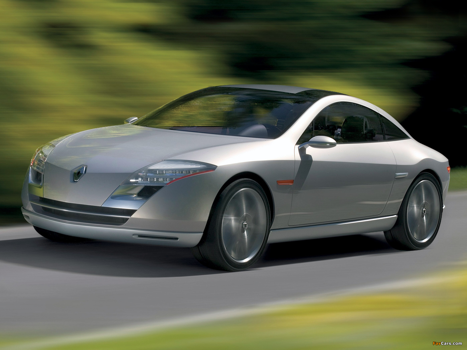 Renault Fluence Concept 2004 wallpapers (1600 x 1200)
