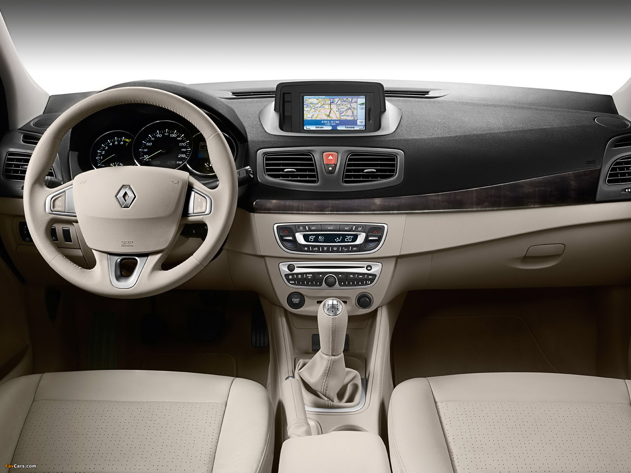 Renault Fluence 2009 wallpapers (2048 x 1536)