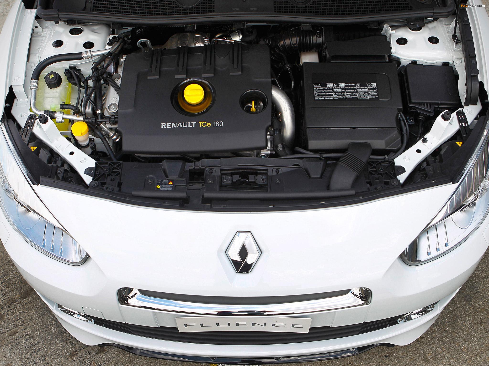 Renault Fluence GT 2012 wallpapers (2048 x 1536)