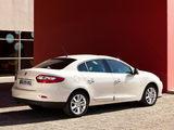 Renault Fluence 2012 wallpapers