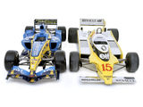 Images of Renault R25 2005 & RS10 1979