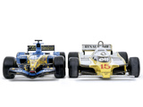 Pictures of Renault R25 2005 & RS10 1979