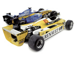 Renault RS10 1979 & R25 2005 pictures