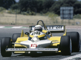 Renault RE30 1981 images