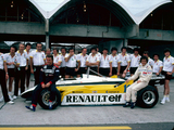 Renault RE30B 1982 images