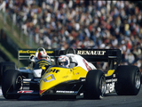 Renault RE40 1983 images