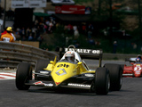 Renault RE40 1983 pictures