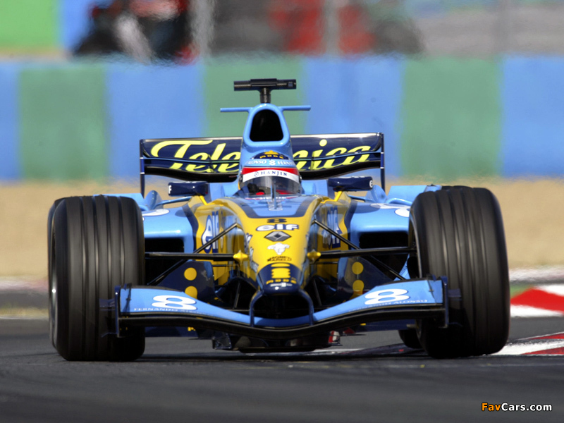 Renault R24 2004 wallpapers (800 x 600)
