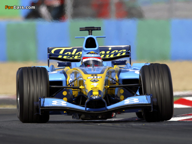 Renault R24 2004 wallpapers (640 x 480)