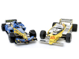 Renault R25 2005 & RS10 1979 pictures