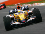Renault R27 2007 images