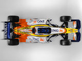 Renault R27 2007 wallpapers
