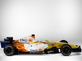 Renault R28 2008 images