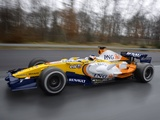 Renault R28 2008 pictures