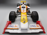Renault R29 2009 images