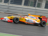 Renault R29 2009 photos