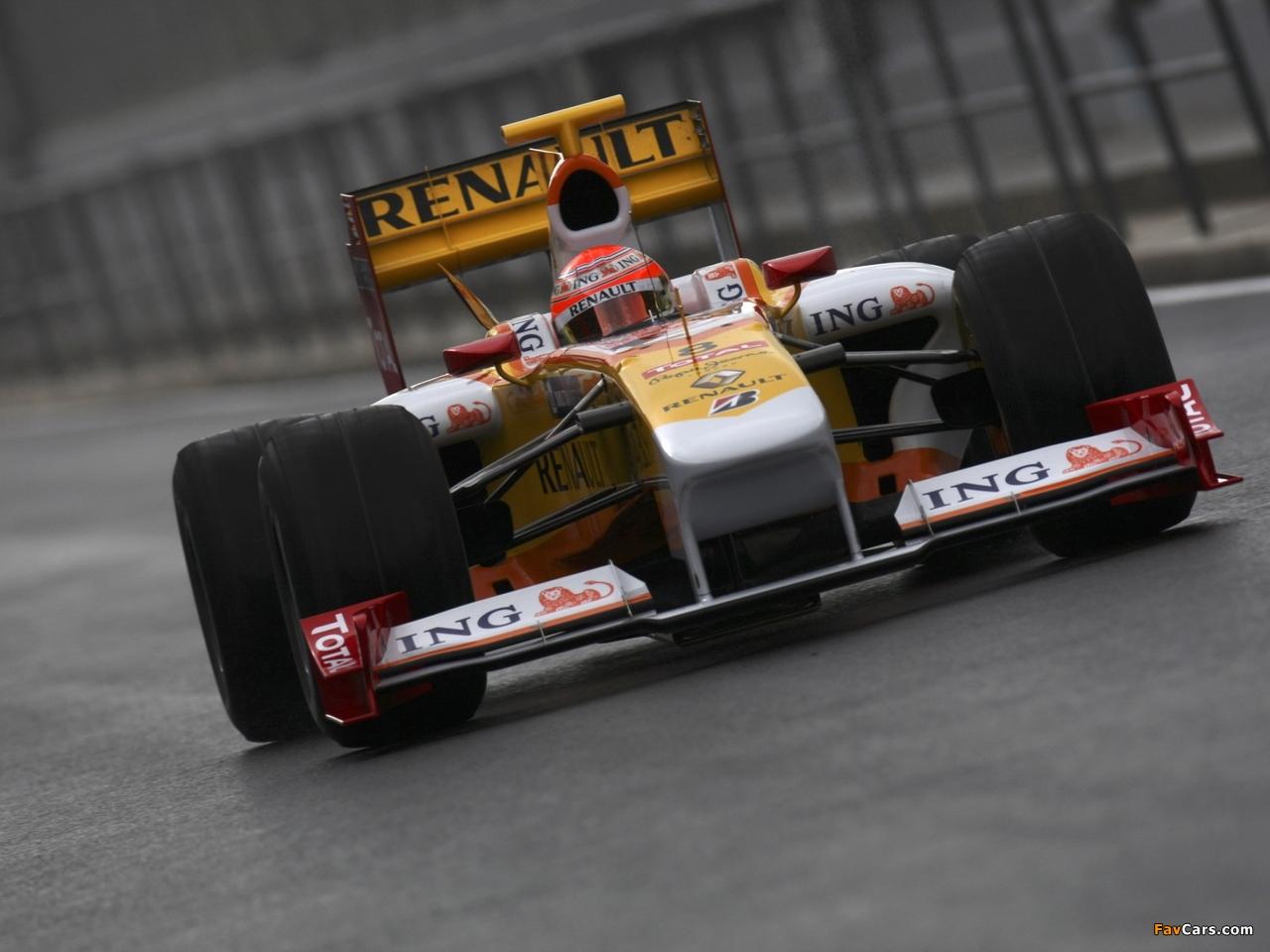 Renault R29 2009 photos (1280 x 960)