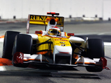 Renault R29 2009 wallpapers