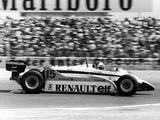 Renault RE30B 1982 photos
